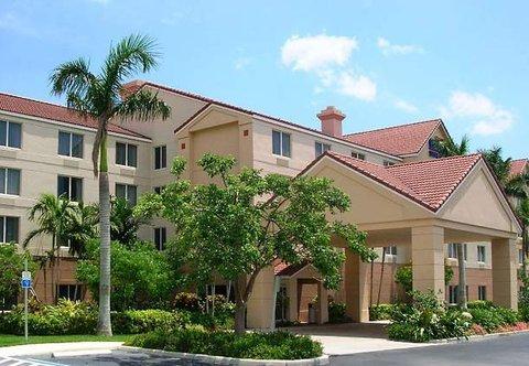 фото Fairfield Inn & Suites Boca Raton 488051458