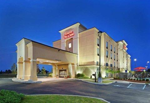 фото Hampton Inn & Suites Millington 488067724