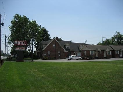 фото Red Rose Motel 488086096