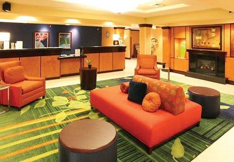 фото Fairfield Inn and Suites Charleston North/University Area 488088989