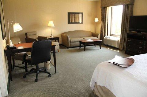 фото Hampton Inn & Suites Plattsburgh 488102087