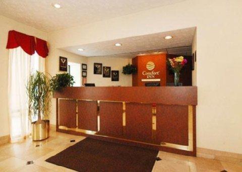 фото Comfort Inn Clinton 488111174