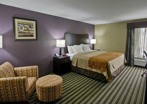 фото Comfort Inn Alexandria 488112253