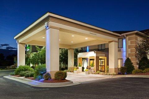 фото Holiday Inn Express Shelby 488113543