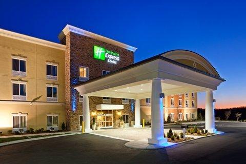 фото Holiday Inn Express Charlotte Southeast - Matthews 488120413