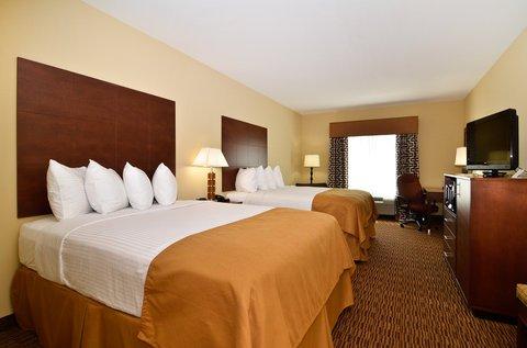 фото Best Western St. Francisville Hotel 488123327
