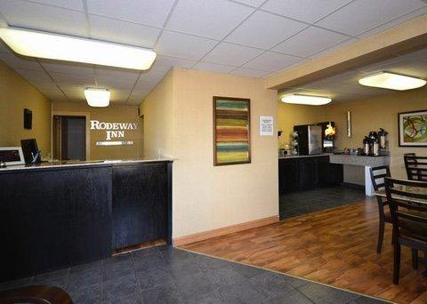 фото Rodeway Inn Lincoln 488127378