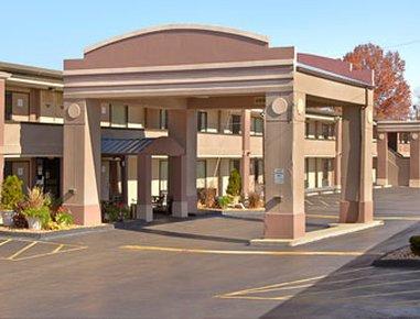 фото Days Inn St. Louis - Lindbergh Boulevard 488129443
