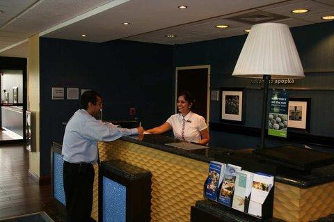 фото Hampton Inn & Suites Orlando-Apopka 488139893