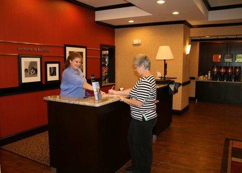 фото Hampton Inn & Suites Buffalo 488147931