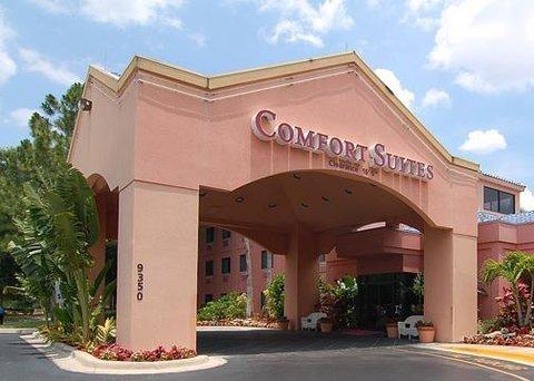 фото Comfort Suites Orlando 488150328