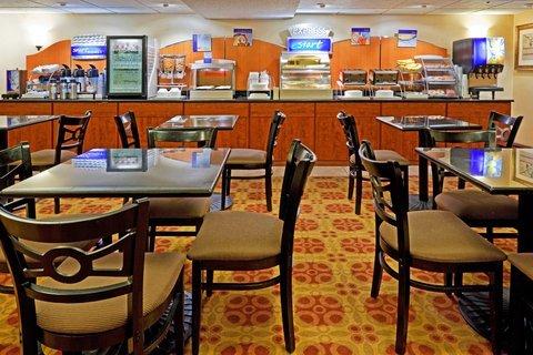фото Holiday Inn Express Ramsey Mahwah 488153701