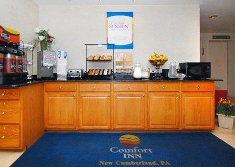 фото Comfort Inn New Cumberland 488154117