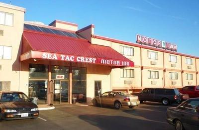 фото Seatac Crest Motor Inn 488173506