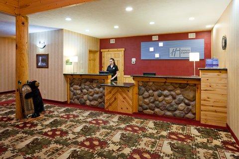 фото Holiday Inn Express Munising-Lakeview 488186890