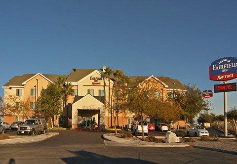 фото Fairfield Inn By Marriott Yuma 488198338