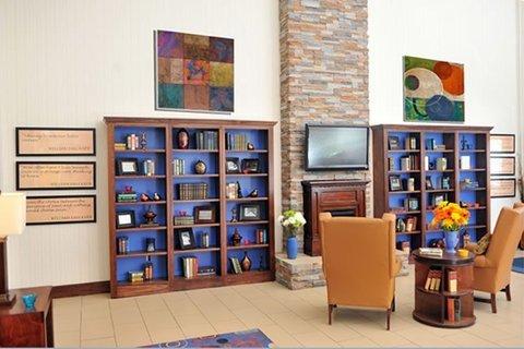 фото Holiday Inn Express New Albany 488212533