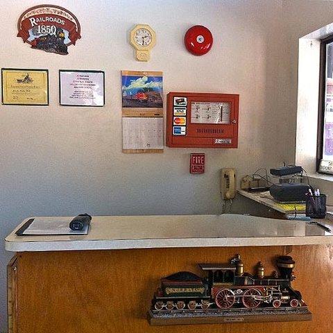 фото Jamestown Railtown Motel 488221710