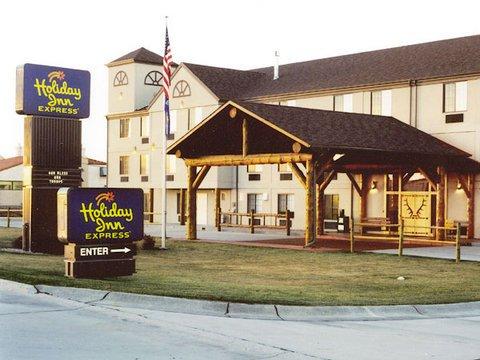 фото Holiday Inn Express Ogallala 488223326