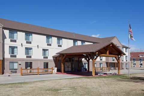 фото Holiday Inn Express Ogallala 488223330
