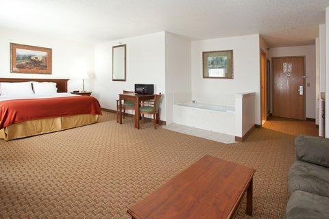 фото Holiday Inn Express Ogallala 488223342