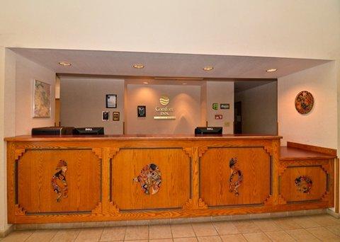 фото Comfort Inn Camp Verde 488226823