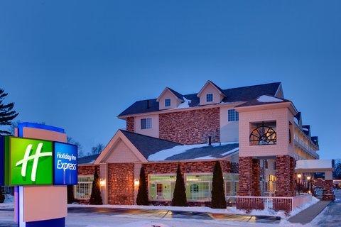 фото Holiday Inn Express Mackinaw City 488229500