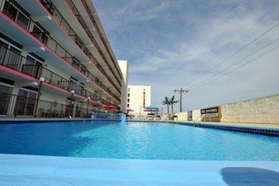 фото Beach Terrace Motor Inn 488234613