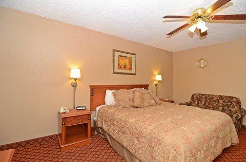 фото Americas Best Value Inn Crosstimbers 488237570