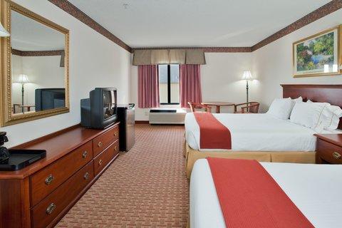фото Holiday Inn Express Clayton 488242813