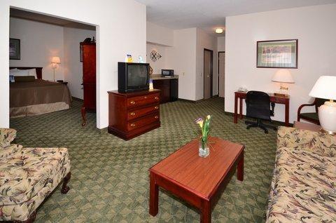 фото Best Western Big Springs Lodge 488265289
