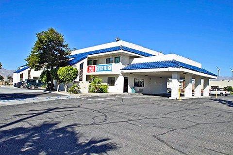 фото Motel 6 Palm Springs North 488266872