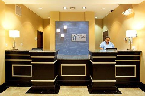 фото Holiday Inn Express Eunice 488284596