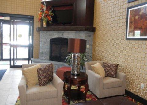 фото Comfort Inn & Suites Tunkhannock 488285604