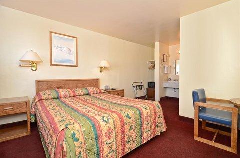 фото Americas Best Value Inn of Williams 488304841