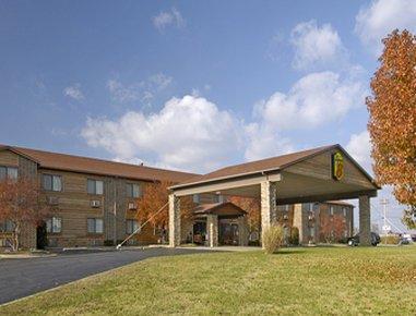 фото Super 8 Motel Lebanon 488309401