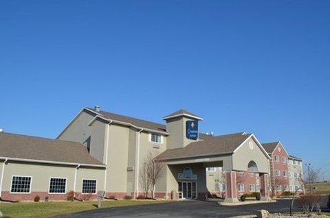 фото Centerstone Inn & Suites 488319622