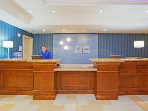 фото Holiday Inn Express 488321889