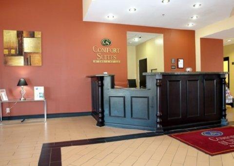фото Comfort Suites Kingsport 488339100