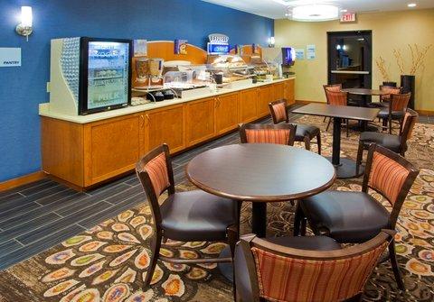 фото Holiday Inn Express Hotel & Su 488355765