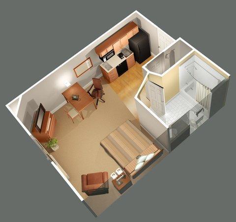 фото Candlewood Suites Champaign-Urbana University Area 488369884