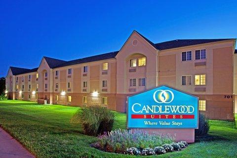 фото Candlewood Suites Detroit-Ann Arbor 488380033