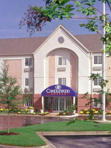 фото Candlewood Suites Detroit-Ann Arbor 488380036