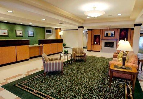 фото Fairfield Inn & Suites Warner Robins 488380103
