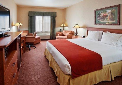 фото Holiday Inn Express Hotel & Suites Manteca 488386784