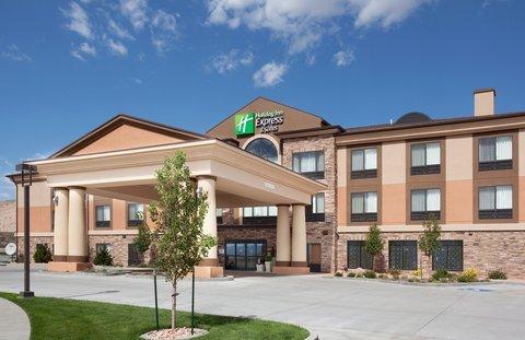 фото Holiday Inn Express Richfield 488388124