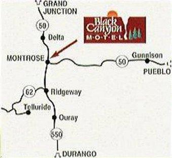 фото Black Canyon Motel 488393892