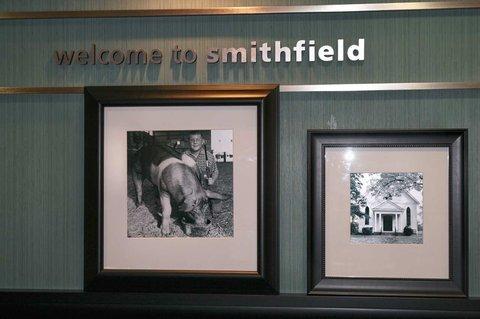 фото Hampton Inn & Suites Smithfield 488399533