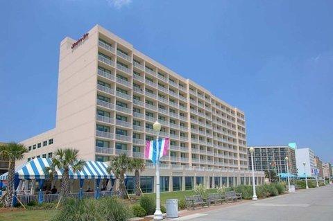 фото Hampton Inn Virginia Beach-Oceanfront South 488399855