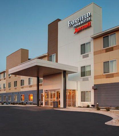 фото Fairfield Inn by Marriott Fort Worth I-30 West Near NAS JRB 488402818